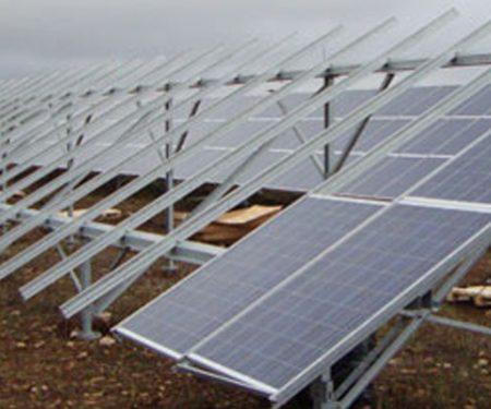 Solar Panels Structure