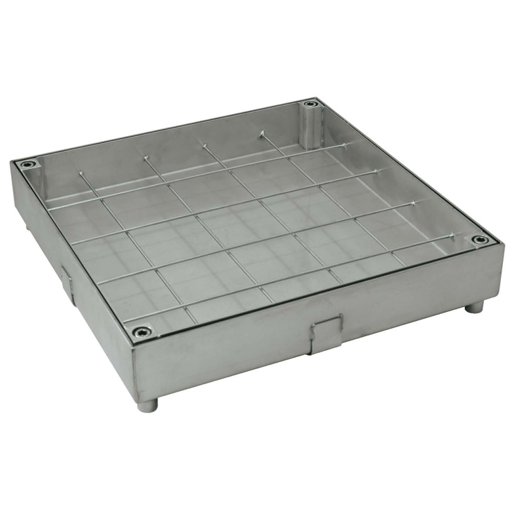 Stainless Steel Manhole Covers