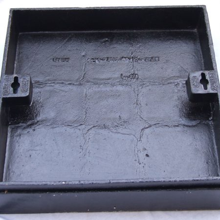 Cast Iron Recessed Manhole Covers
