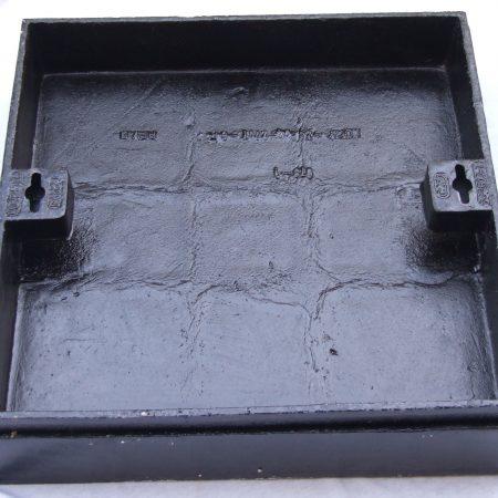 Cast Iron Recessed Manhole Covers