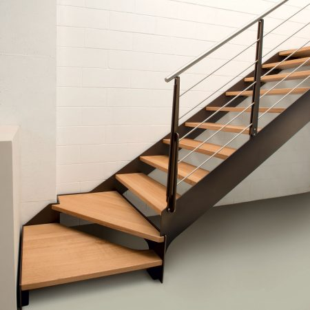 Linear Staircases